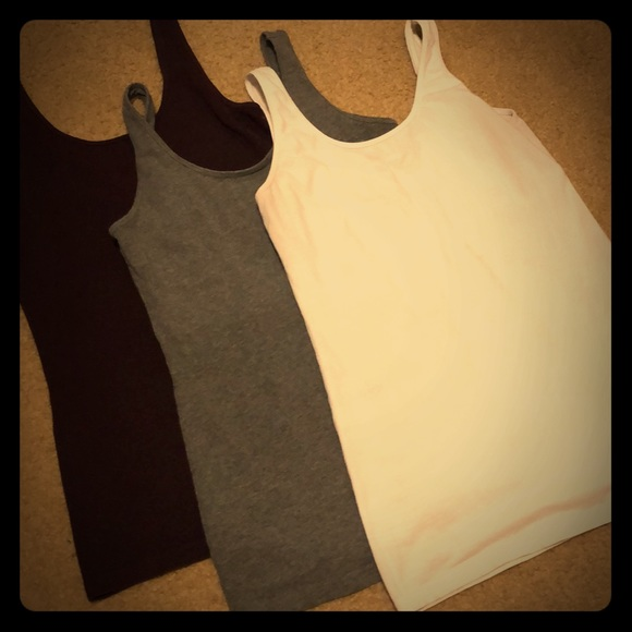 Maurices Tops - Maurices Set of 3 Tanks